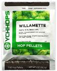 Willamette Pellet Hops - 1 oz. for Home Brew Beer Making