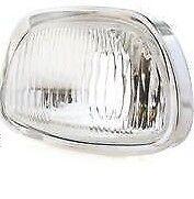 Vespa Sprint GL SS180 MotoVespa GT160 Glass Headlamp Headlight & Chrome Rim