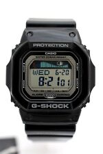 CASIO G-SHOCK GLX5600-1 Digital Black Resin Band Tide Graph