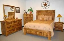 Pine Bedroom Furniture Sets With 5 Pieces