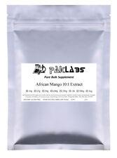 African Mango Seed Extract Powder 10:1 Irvingia Gabonensis 100g 100 grams PURE