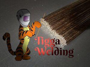Super Steel ER 70S-2 (A15 triple deoxidised) Tig Welding Filler Rods