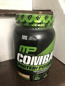 MusclePharm Combat Protein Powder - 25g Peanut Butter Cup 2 Lbs Exp 11/2022