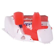 Honda CR125R CR250R Polisport Complete Replica Plastic Kit Red