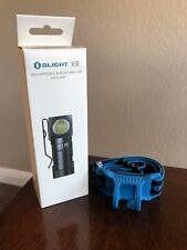 Olight H1R 600 Lumen CREE XM-L2 CW LED Rechargeable Headlamp / Flashlight