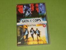 Gen-X Cops: Laying Down The Law With Attitude (DVD 2001) Nicholas Tse