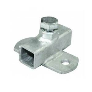 Boat Trailer Bolt On Bracket - Suit 20mm Stems. Rollers, Bunks, Skids, Yokes.