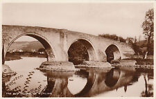 The Old Bridge Of Stirling, STIRLING, Stirlingshire RP