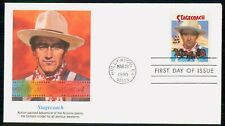 Mayfairstamps US FDC 1990 Stagecoach Classic Movies First Day cover wwf42087