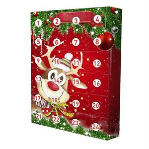Christmas Surprise Blind Box Gifts Countdown 24 Days Advent Calendar Kid Toys
