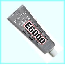 E-6000® Indus Strength Craft Glue Adhesive 110ml & 3 Tips E6000