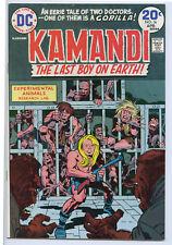 KAMANDI, THE LAST BOY ON EARTH #16 - Kirby - High Grade!