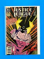 JUSTICE LEAGUE AMERICA #76 (1987 SERIES) DC COMICS 1993 NM+ NEWSSTAND EDITION