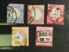 German Stamps -- Germany 1872