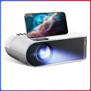 Mini Portable Projector Home Cinema For 1080P Video Projector 2400 Lumen Android