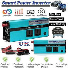 EDECOA 12PI1000NL 2000W Pure Sine Inverter