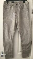 G-STAR RAW Type C 3D Super Slim Dune Jeans W33 L32 Bnwt (lot 179)