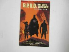 Dark Horse B.P.R.D PANDEMONIUM The Devil You May Know Volume 2 TPB New