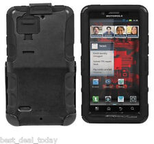 OEM Seidio Rugged Convert Combo Case Holster For Motorola Droid Bionic