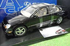 LEXUS GS 400 Noir Black au 1/18 AUTOart 70041 voiture miniature auto art