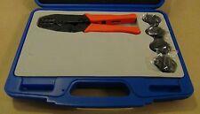 PRO Crimper Tool Kit LMR-400 300 240 195 100 AT/&T 734,735 RG-213 8 8X 58 179 178