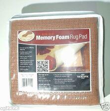 "Mohawk Home 18""x30"" Ultra Soft Memory Foam Rug Pad New In Pack"