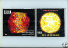 CD ALBUM HYMNS OF THE WICKED-NEVER SEE THE SUN AGAIN