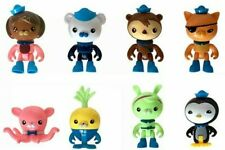 Octonauts Cake Topper Toy Set 8 Action Figure Birthday Playset Doll FAST SHIP