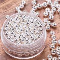999 sterling silver bracelet beads loose beads separated pearl beadsDIY brace YK