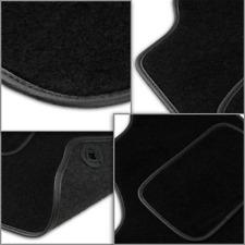 Auto Fußmatten Autoteppich für Ford C-Max DM2 2005-2010 Velours Komplettset