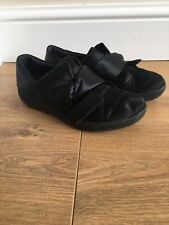 Womens FitFlop Trainers Sizes 6 Black Casual Trainers