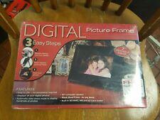 Ronco Opti Pix Digital Picture Frame sealed