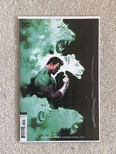 DC The Green Lantern #9 Jeff Dekal Variant Signed