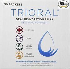 TRIORAL Oral Re-hydration Salts - 50 packs