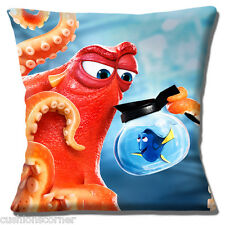 Finding Dory and Hank Octopus Cushion Cover 16 inch 40cm Cartoon Film Characters
