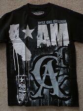 """Dyse One Men's T-Shirt """"Original"""" --Color Black, size S-M"""