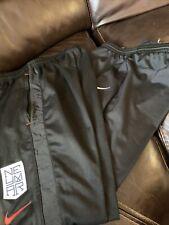 New listing Nike Soccer Pants Sz Medium Neymar Pants Zipper Bottom