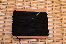 40m, coats Strong Linen No 12s 3PLY Thread.UNSNAPABLE,Leather Work,Camping\