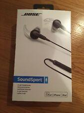 Bose SoundSport in-ear headphones - iPod iPhone iPad