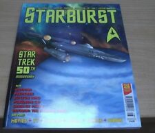 Starburst February Monthly Science Fiction Magazines