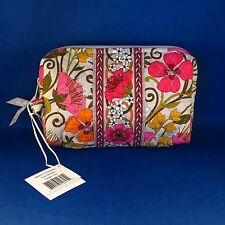 Vera Bradley - Medium Cosmetic Bag - Tea Graden