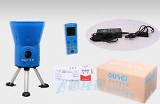 Oukei ping pong table tennis robot E1a. ball machine, with net! Ship worldwide