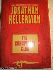 Loto of 2 Jonathan Kellerman The Conspiracy Club  The Murder Book HC