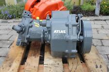 Getriebe mit Ölmotor BMR 105, aus Atlas 1302