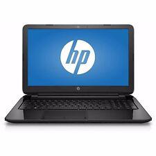 "HP 15-ba018wm 15.6"" Laptop,Windows 10, AMD Quad-Core E2-7110 APU,4GB RAM, 500GB"