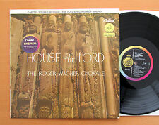 SP 8365 House Of The Lord Roger Wagner Chorale 1958 Capitol Stereo EXCELLENT