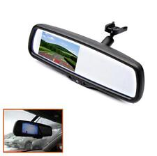 TFT Electronic Auto Dimming Car Rear View Mirror Monitor w/ Special Bracket