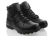 Nike Manoa Leather BOOTS STIEFEL Black - 45