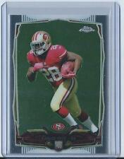 2014  Topps Chrome Carlos Hyde Rookie!! #158 (49ers) Hot! Look!!