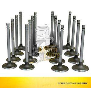 Intake Exhaust valve for Chevrolet Blazer 5.7 L OHV